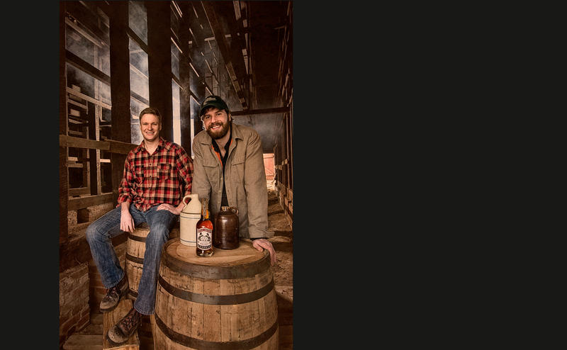 Andy and Charlie Nelson /Belle Meade Bourbon / Barnes Company