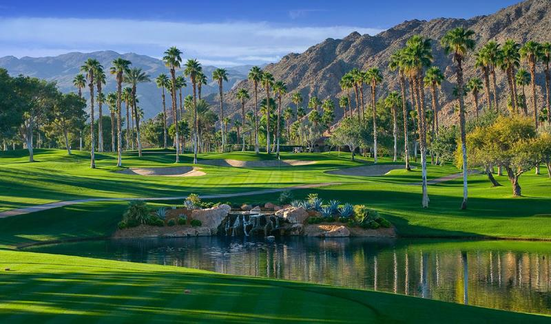 Ironwood Country Club / Palm Desert, California