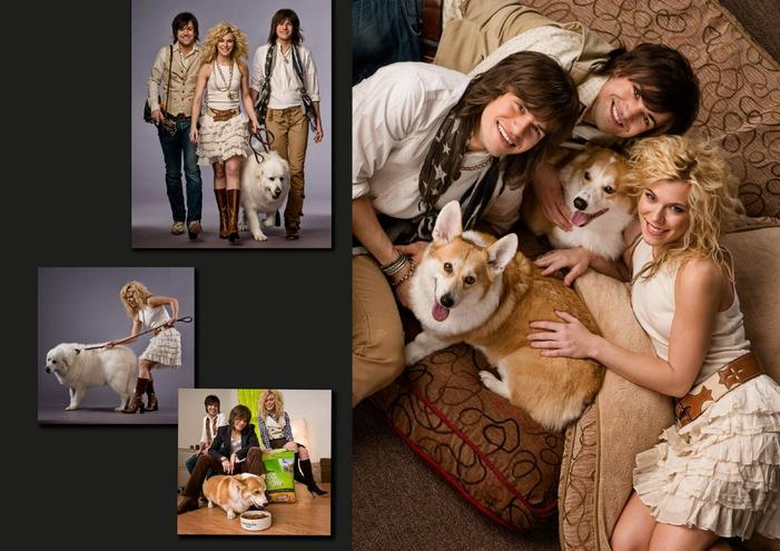 The Band Perry, Catalyst PR-Purina Dog Chow